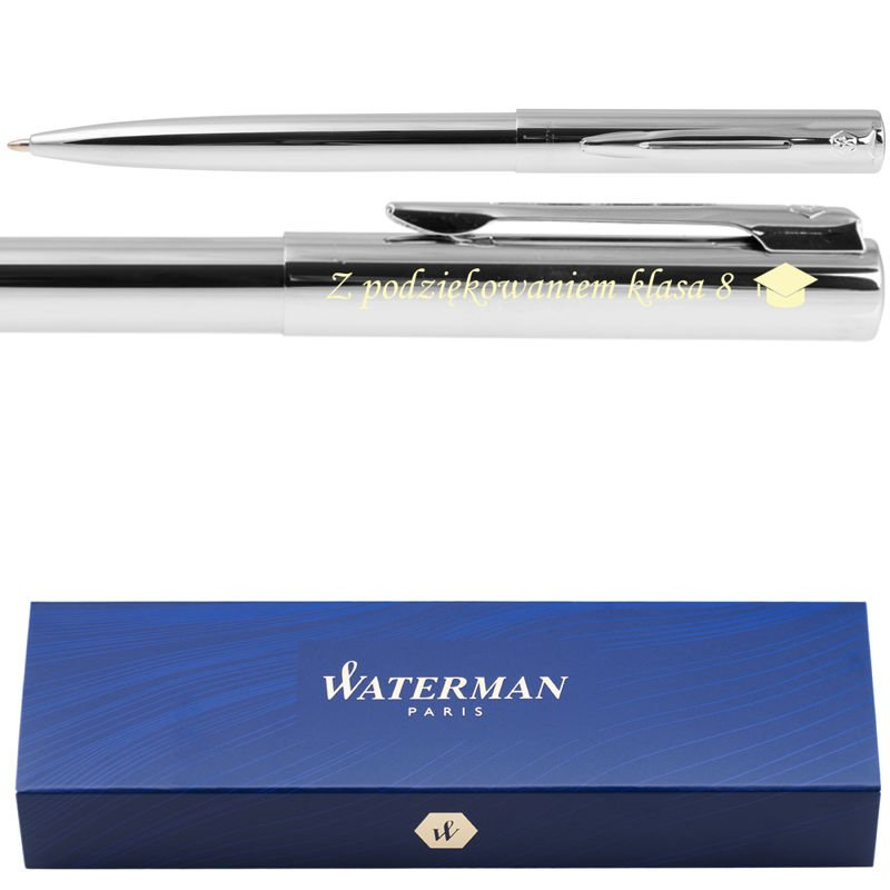 Waterman GRADUATE chrom CT Długopis GRAWER