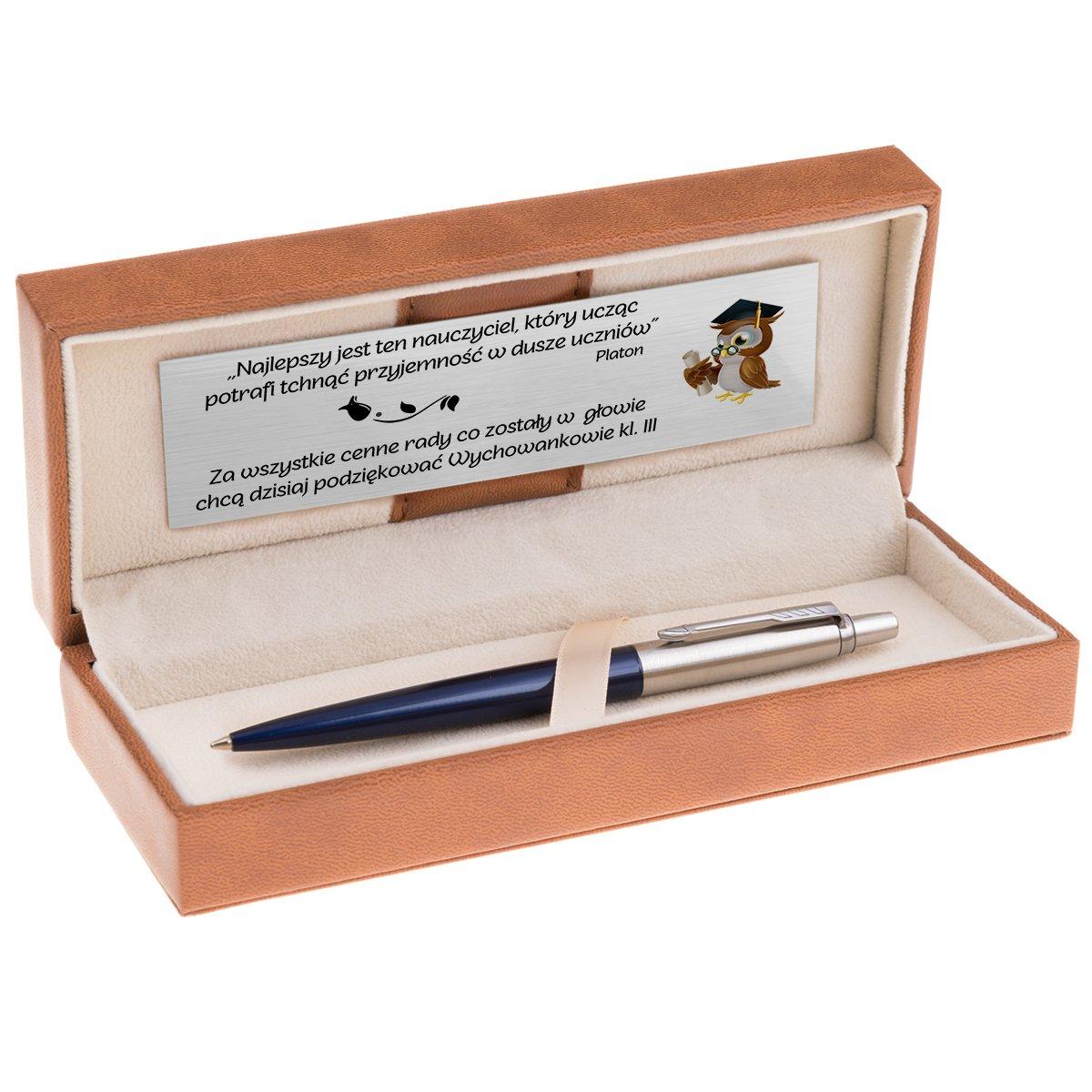 Długopis Parker Jotter CT Royal niebieski Grawer