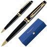 Długopis Waterman Expert czarny GT