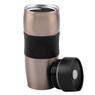 Kubek termiczny 350 ml Brązowy Metaliczny Grawer 1