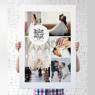 Obraz na płótnie ze zdjęciem Prezent na Ślub 70x100 cm 3