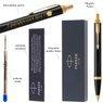 Oryginalny Długopis Parker IM Czarny GT z GRAWEREM 2