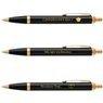 Oryginalny Długopis Parker IM Czarny GT z Gawerunkiem 5