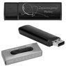 Pendrive czarno-czarny 32 GB Pamięć USB prezent z GRAWEREM 7