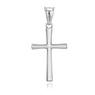Srebrny krzyżyk / dla kobiety / mężczyzny / pr. 925 1